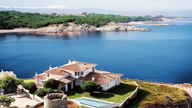 Продажа домов в испании на берегу моря аренда недвижимости дубай