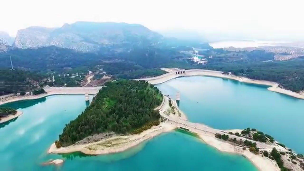 Озеро Эль чорро, Испания